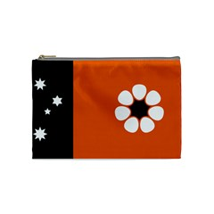 Flag Of Northern Territory Cosmetic Bag (medium)