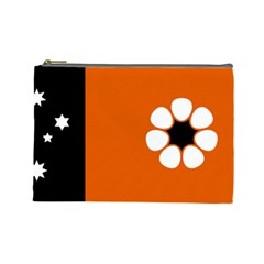 Flag Of Northern Territory Cosmetic Bag (large) by abbeyz71
