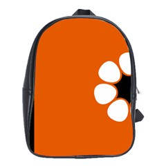 Flag Of Northern Territory School Bag (large)