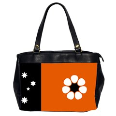Flag Of Northern Territory Oversize Office Handbag (2 Sides)