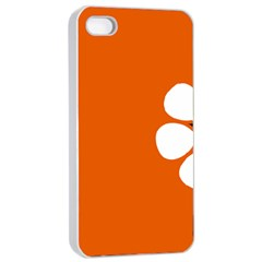 Flag Of Northern Territory Apple Iphone 4/4s Seamless Case (white)