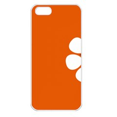 Flag Of Northern Territory Apple Iphone 5 Seamless Case (white)