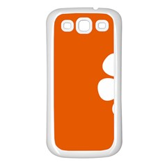 Flag Of Northern Territory Samsung Galaxy S3 Back Case (white)