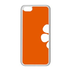 Flag Of Northern Territory Apple Iphone 5c Seamless Case (white) by abbeyz71