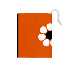 Flag Of Northern Territory Drawstring Pouch (medium)
