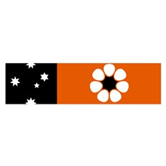 Flag Of Northern Territory Satin Scarf (oblong)