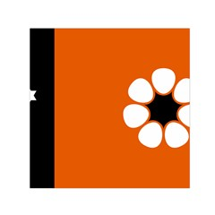 Flag Of Northern Territory Small Satin Scarf (square)