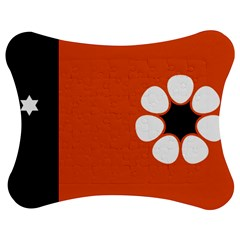 Flag Of Northern Territory Jigsaw Puzzle Photo Stand (bow) by abbeyz71