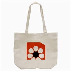 Flag Map Of Northern Territory Tote Bag (cream)