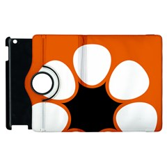 Flag Map Of Northern Territory Apple Ipad 2 Flip 360 Case