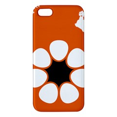 Flag Map Of Northern Territory Apple Iphone 5 Premium Hardshell Case