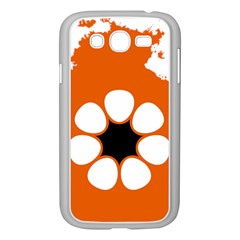 Flag Map Of Northern Territory Samsung Galaxy Grand Duos I9082 Case (white)