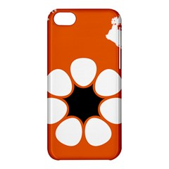 Flag Map Of Northern Territory Apple Iphone 5c Hardshell Case