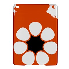 Flag Map Of Northern Territory Ipad Air 2 Hardshell Cases