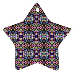 Ml 5 7 Star Ornament (two Sides)