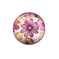 Star Flower Hat Clip Ball Marker (10 Pack) by Mariart