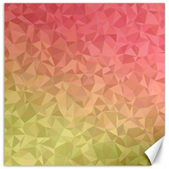Triangle Polygon Canvas 20  X 20