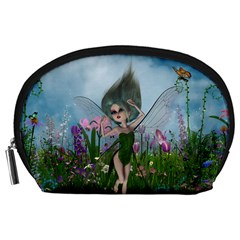 Cute Little Fairy Accessory Pouch (large)