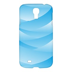 Waves Background Samsung Galaxy S4 I9500/i9505 Hardshell Case
