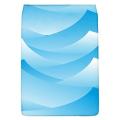 Waves Background Removable Flap Cover (l)
