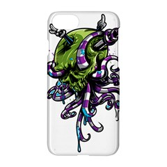 Tentacle Skull Apple Iphone 7 Hardshell Case