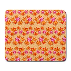Star Leaf Autumnal Leaves Large Mousepads by Jojostore