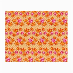 Star Leaf Autumnal Leaves Small Glasses Cloth (2 Side) by Jojostore