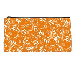 Fancy Floral Pattern Pencil Cases