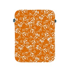 Fancy Floral Pattern Apple Ipad 2/3/4 Protective Soft Cases