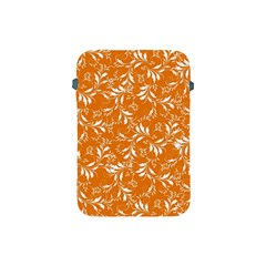 Fancy Floral Pattern Apple Ipad Mini Protective Soft Cases