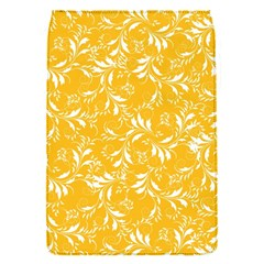 Fancy Floral Pattern Removable Flap Cover (s)