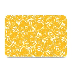 Fancy Floral Pattern Plate Mats