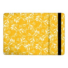 Fancy Floral Pattern Samsung Galaxy Tab Pro 10 1  Flip Case by tarastyle