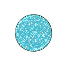 Fancy Floral Pattern Hat Clip Ball Marker (10 Pack) by tarastyle