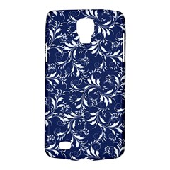 Fancy Floral Pattern Samsung Galaxy S4 Active (i9295) Hardshell Case