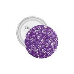 Fancy Floral Pattern 1 75  Buttons