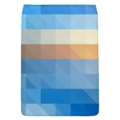 Static Graphic Geometric Removable Flap Cover (s)