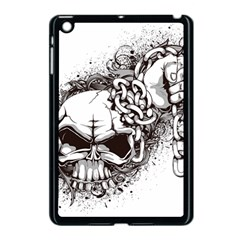 Skull And Crossbones Apple Ipad Mini Case (black)