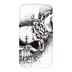 Skull And Crossbones Samsung Galaxy S4 I9500/i9505 Hardshell Case