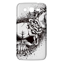 Skull And Crossbones Samsung Galaxy Mega 5 8 I9152 Hardshell Case