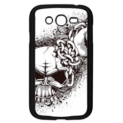 Skull And Crossbones Samsung Galaxy Grand Duos I9082 Case (black)