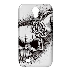 Skull And Crossbones Samsung Galaxy Mega 6 3  I9200 Hardshell Case