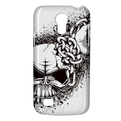 Skull And Crossbones Samsung Galaxy S4 Mini (gt I9190) Hardshell Case