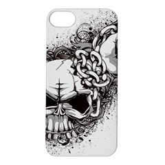 Skull And Crossbones Apple Iphone 5s/ Se Hardshell Case