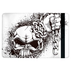 Skull And Crossbones Ipad Air Flip