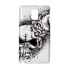Skull And Crossbones Samsung Galaxy Note 4 Hardshell Case