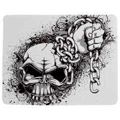 Skull And Crossbones Jigsaw Puzzle Photo Stand (rectangular)