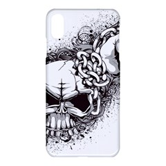 Skull And Crossbones Apple Iphone  Xs Max Hardshell Case