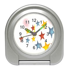 Star Rainbow Travel Alarm Clock