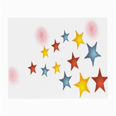 Star Rainbow Small Glasses Cloth (2 Side)